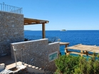 Apartments by the sea, Korcula - a mediterranean house made of famous Brac stone.