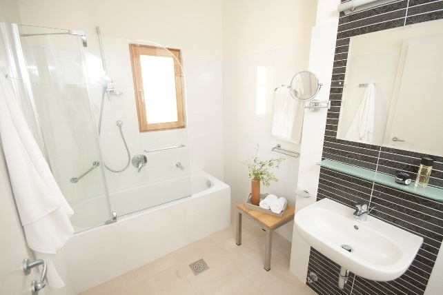 Luxury Apartments Bathrooms Modern Concept Luxury Apartments