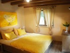 Cozy bedroom for 3 persons - Istrian Vacation Rentals Villa in secluded Natural Park near Rovinj