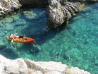 Stone house by the sea - rent a kayak and discover one of the many hidden bays