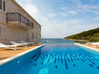 Luxurious apartment house Mljet