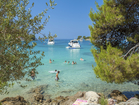Mediterranean house Gradina Bay - discover a wonderful hidden beach