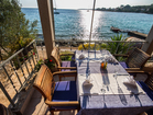 Restaurant in Gradina Bay - 20 min by car