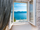 Charming hotel with sea - from the windows you can enjoy a majestic sea view