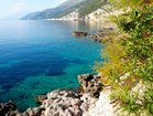 Wonderful coast on Peljesac Peninsula