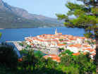 Visit charming Korcula old town
