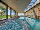 Wonderful and refreshing 18 m long indoor pool