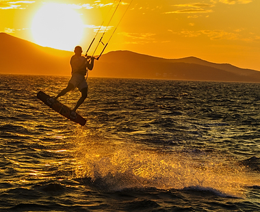 Passion for wind? Surfing and kiting in Croatia